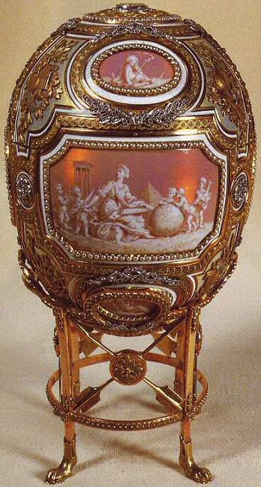 Catherine the great egg 1914